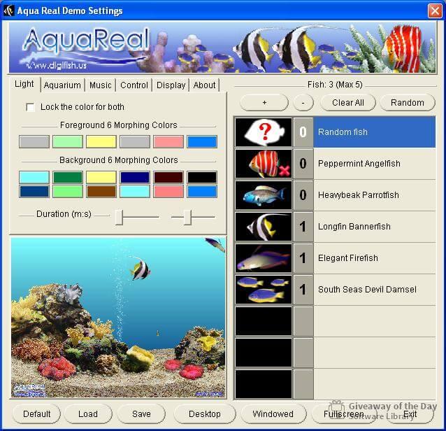 Downloader Aqua Real 2