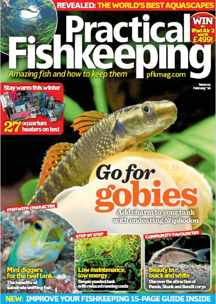 Practical Fishkeeping - 2016 - 02-Fevereiro