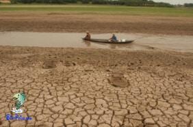 Calamidade na amazonia